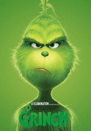 Capa do Filme O Grinch