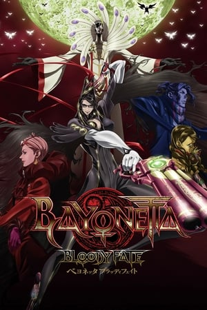 Bayonetta: Bloody Fate (2013) Subtitle Indonesia