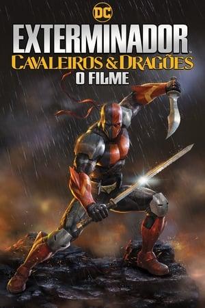 Exterminador: Cavaleiros e Dragões - Poster