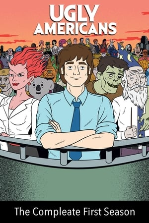 Ugly Americans : 1×3