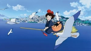 Kiki's Delivery Service (1989) Watch Online Free