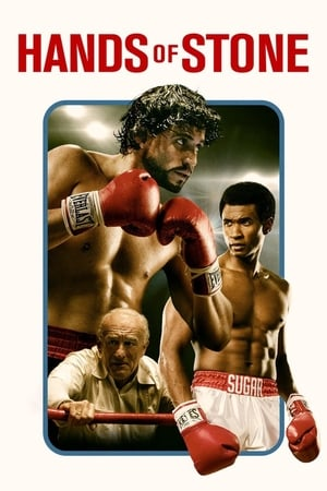 Hands of Stone-Edgar Ramírez