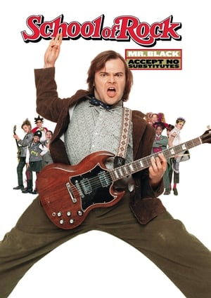The School Of Rock (2003) is one of the best movies like Step Brothers (2008)