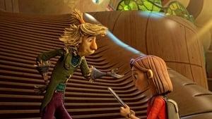 Online Perdidos en Oz Temporada 1 Episodio 4 ver episodio online Dorothy conoce al Espantapájaros