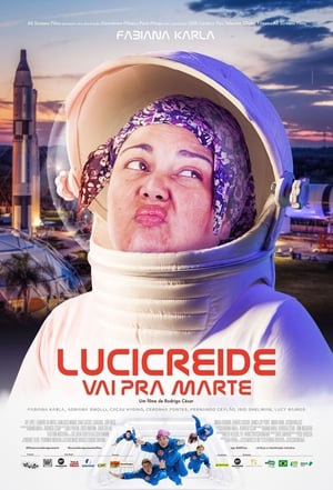 Lucicreide vai pra Marte - Poster