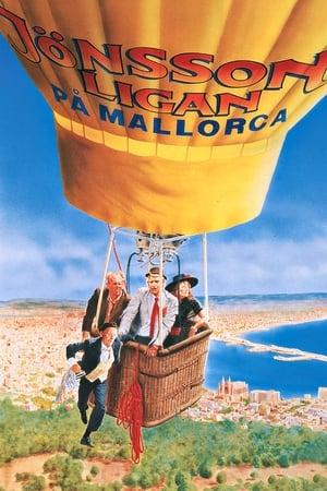 The Jonsson Gang in Mallorca – Banda lui Jönsson în Mallorca (1989)