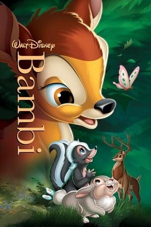 Capa do filme Bambi
