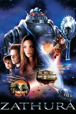 Play Zathura: A Space Adventure