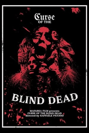 Poster Curse of the Blind Dead (2019)