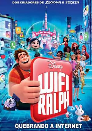 WiFi Ralph: Quebrando a Internet Torrent, Download, movie, filme, poster