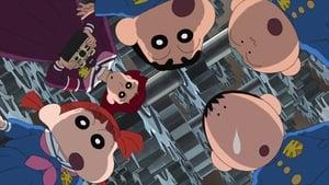 مشاهدة فيلم Crayon Shin-chan: Shrouded in Mystery! The Flowers of Tenkazu Academy 2021 مترجم اونلاين
