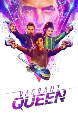 Vagrant Queen - Poster
