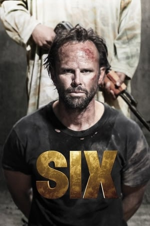 Six 1ª Temporada Torrent, Download, movie, filme, poster