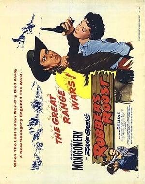 Capa do filme Robbers' Roost