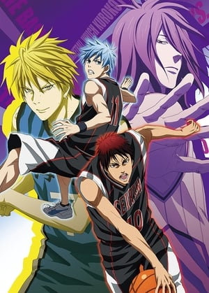 Kuroko no Basket Movie 2: Winter Cup Soushuuhen – Namida no Saki e BD