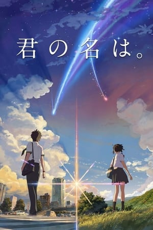 poster Your Name.