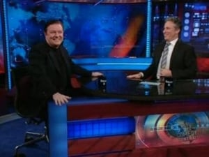 The Daily Show with Trevor Noah Season 14 :Episode 26  Ricky Gervais