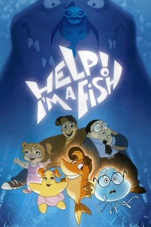 Poster Help! I'm A Fish (2000)