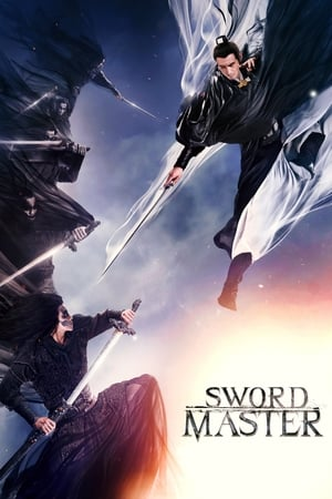 Poster Sword Master (2016)