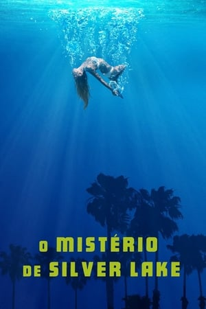 O Mistério de Silver Lake - Poster