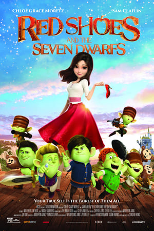 poster Red Shoes And The Seven Dwarfs