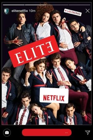 Elite 1ª Temporada Torrent, Download, movie, filme, poster