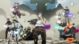 Black Clover Season 1 :Episode 122  As Pitch Black as It Gets