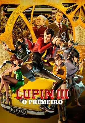 Lupin III: O Primeiro Torrent, Download, movie, filme, poster