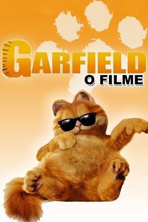 Garfield: O Filme Torrent, Download, movie, filme, poster
