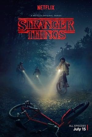Stranger Things 1ª Temporada Torrent