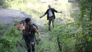 Episodio TV Online The Walking Dead HD Temporada 3 E10 Hogar