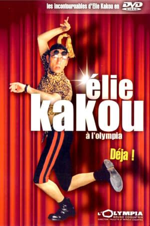Élie Kakou à l'Olympia, déjà !