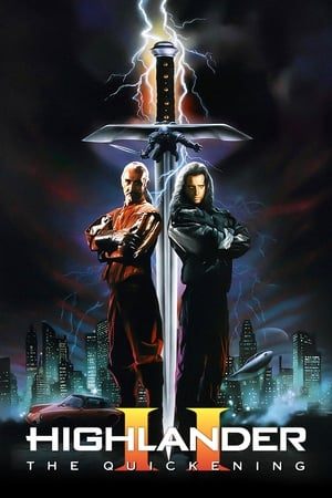 Highlander II: The Quickening (1991) is one of the best movies like Hellboy II: The Golden Army (2008)