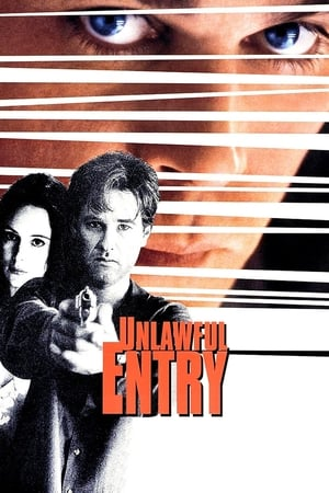 Poster Unlawful Entry (1992)