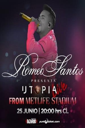 Image Romeo Santos: Utopia Live from MetLife Stadium