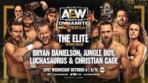 Watch S3E40 - All Elite Wrestling: Dynamite Online