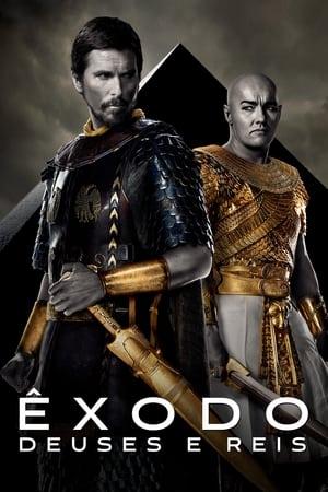 Êxodo: Deuses e Reis - Poster
