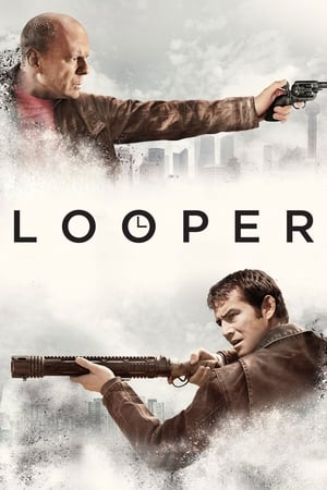 Looper (2012) is one of the best movies like No Country For Old Men (2007)