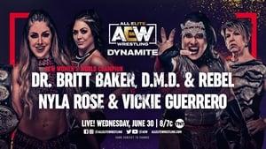 Watch S3E26 - All Elite Wrestling: Dynamite Online