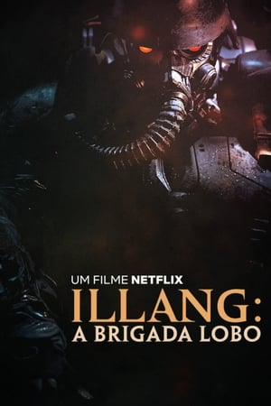 Illang: A Brigada Lobo Torrent, Download, movie, filme, poster
