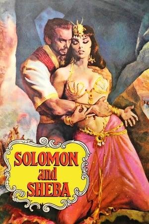 Poster Solomon and Sheba (1959)