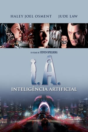 A.I. Inteligência Artificial Torrent, Download, movie, filme, poster