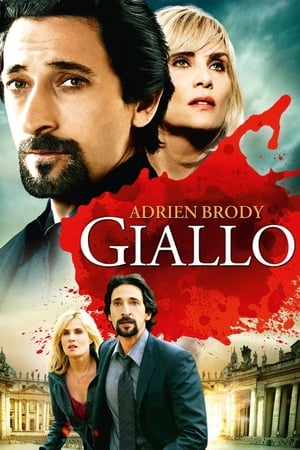 Giallo-Adrien Brody
