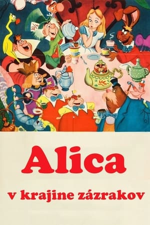 Alica v krajine zázrakov (1951)