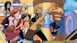 poster One Piece: Giant Mecha Soldier of Karakuri Castle