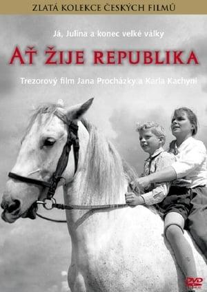 Capa do filme Viva a República