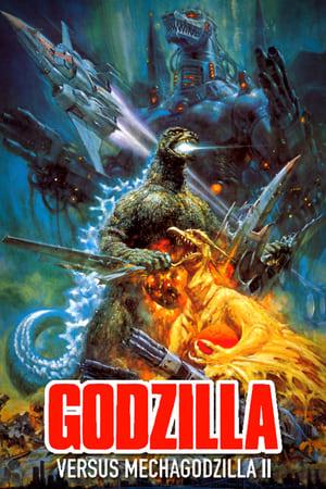 poster Godzilla vs. Mechagodzilla II