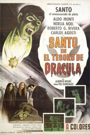 Santo and Dracula's Treasure