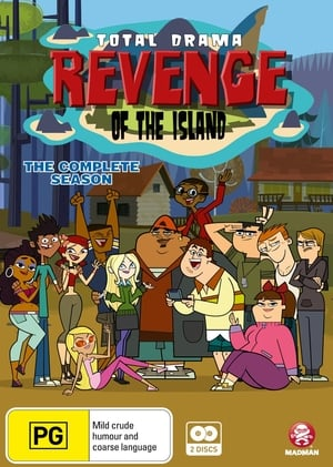 Total Drama: Revenge of the Island (2012)