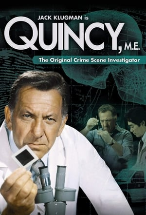 Quincy, M.E. poster